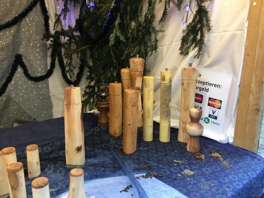 Wiehnachtsmäärt Wil 2017